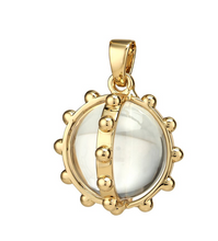 Load image into Gallery viewer, Oxford Crystal Ball Charm