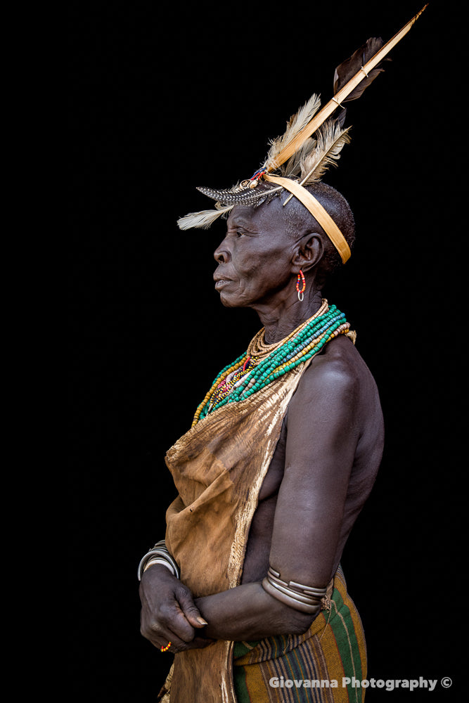 AMARI - Woman from Kara tribe 2