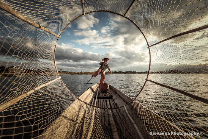 Balancing Fisherman Through the Net