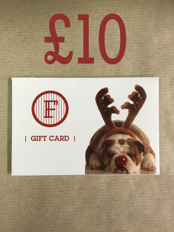 Christmas Focus Gift Voucher