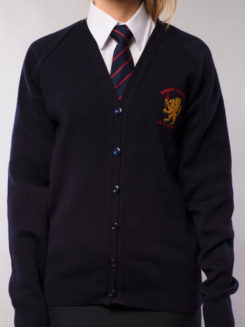 6th Year Bangor Academy Girls Cardigan