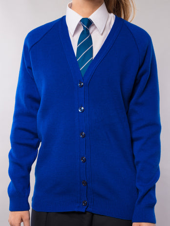 Glenlola Collegiate School Cardigan
