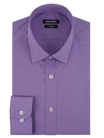 mens formal shirt lilic form remus uomo