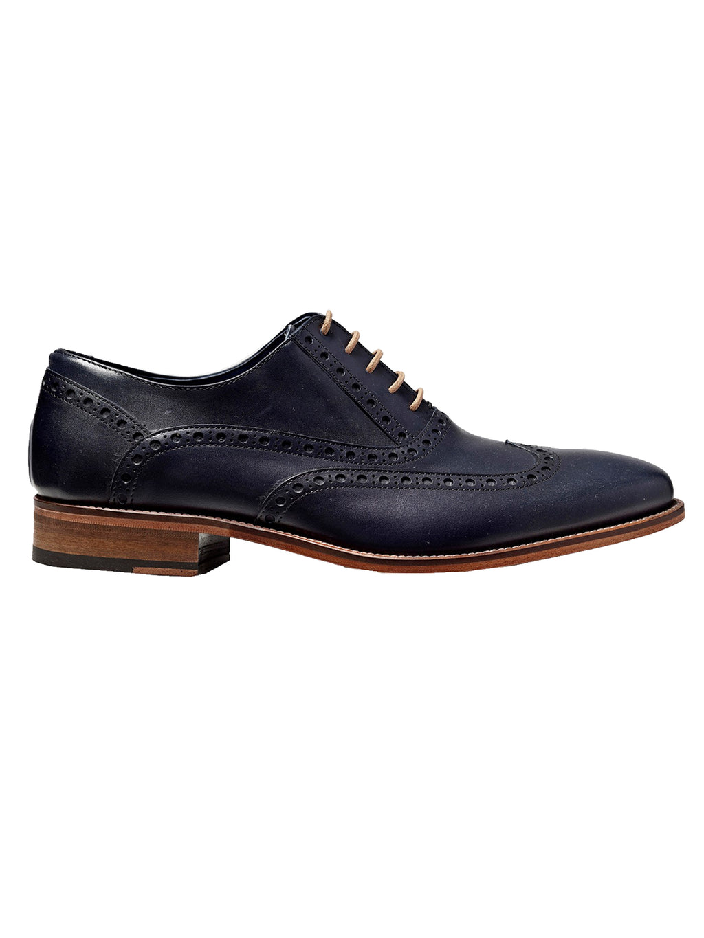 Navy Laurito Shoe