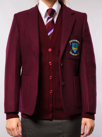 strangford college school blazer
