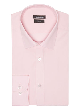 mens formal shirt baby pink
