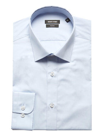 mens formal shirts baby blue