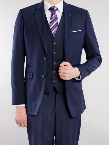 Navy Jefferson Lounge Suit