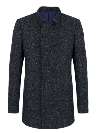 Dark Grey Lohmann Tailored Coat