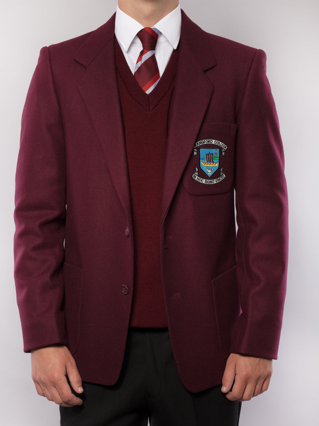 strangford college boys blazer