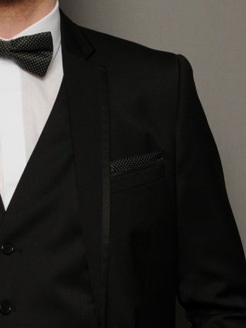 Black Nuno Formal suit