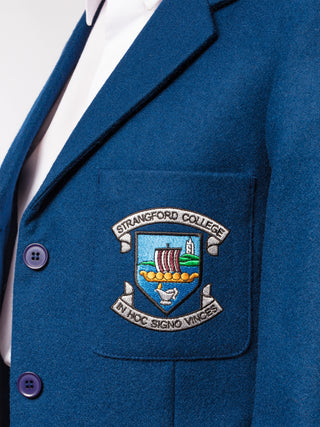 6th Year Girls Strangford College Blazer