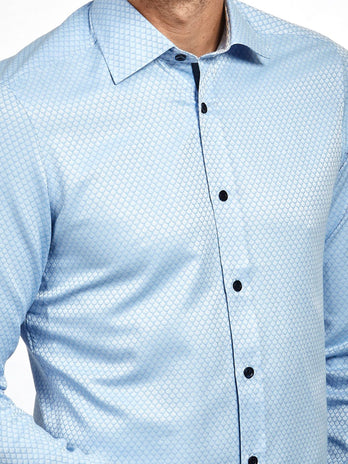 Pale Blue Vesper Shirt