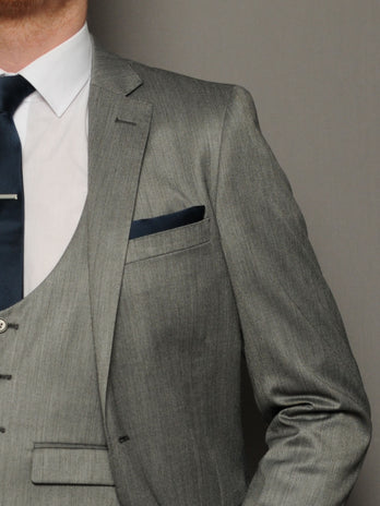 Grey Apollo Lounge Suit