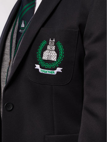 priory college school blazer