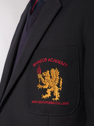 6th Year Bangor Academy Boys Blazer