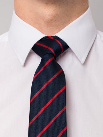 6th Year Bangor Academy Tie