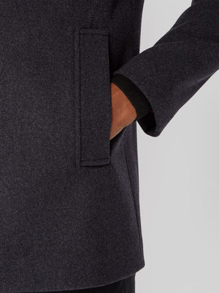 mens overcoat remus uomo wool rich