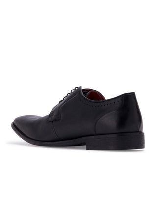 Black Cayenne Derby Shoe