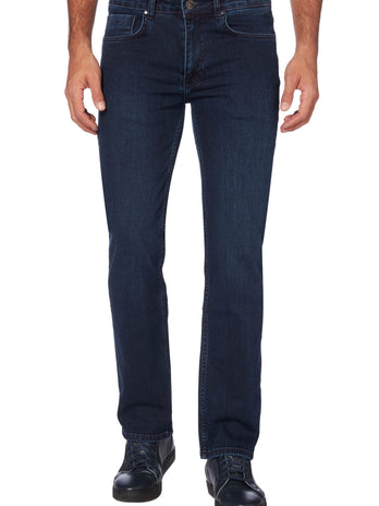 A indigo stretch denim jean from Remus Uomo