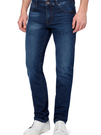 A blue stetch denim jean from Remus Uomo 60070/27