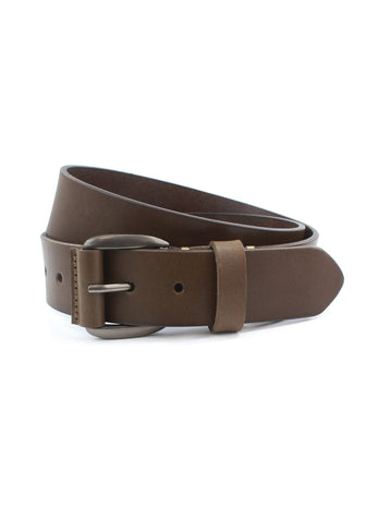 Brown Jean Belt