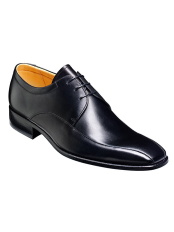barker shoes ross black