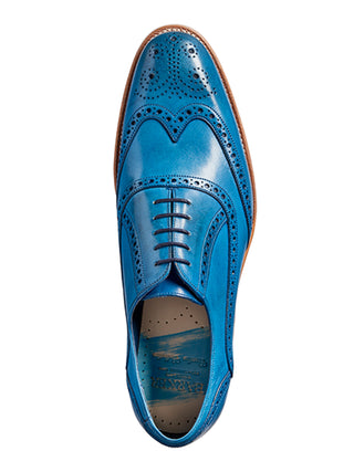 barker shoes valiant blue