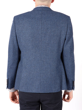 tweed blazer mens