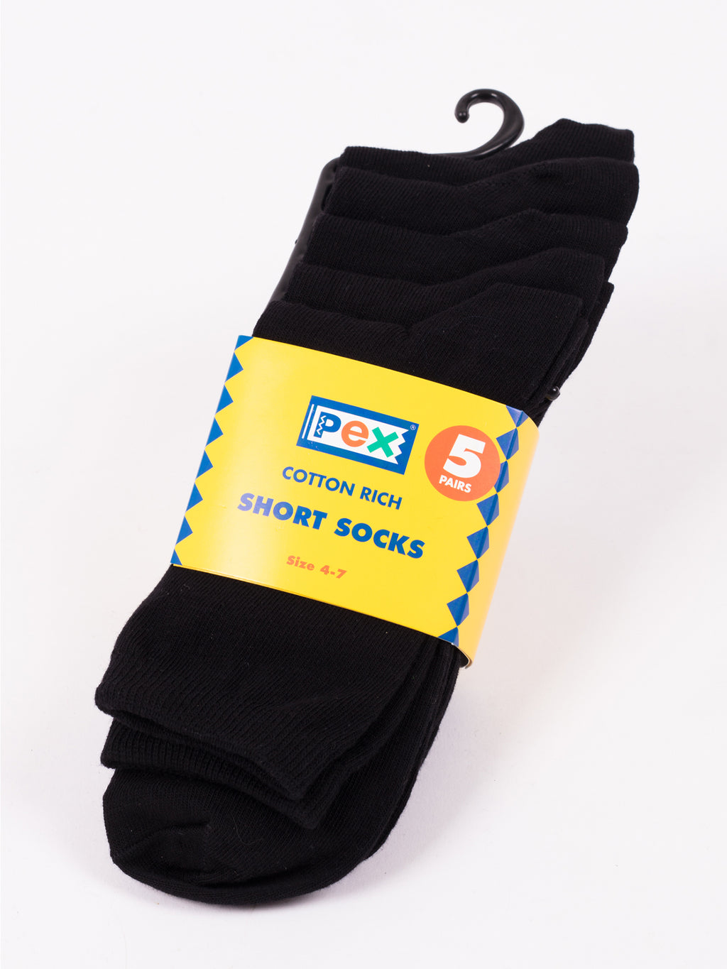 school-socks-black