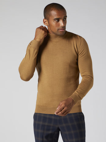 brown-turtle-neck