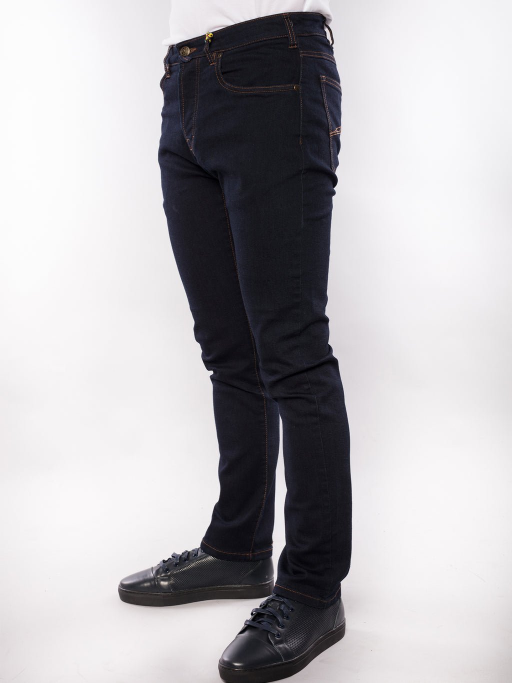 dark navy herbie frogg jean