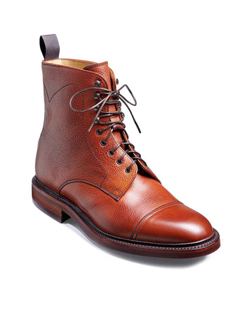 barker donegal rosewood boots