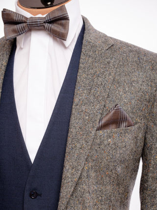 tweed wedding suits