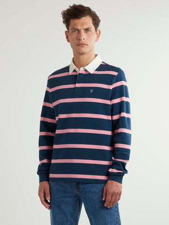 farah-long-sleeve-polo-shirt