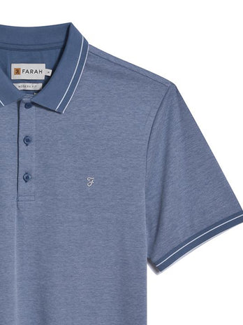 farah-polo-shirt-blue