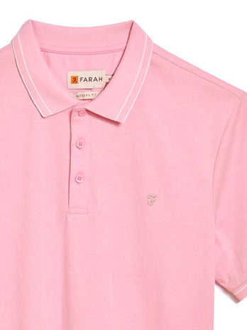 farah-polo-shirt-pink