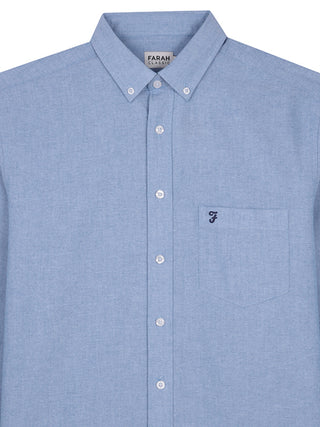 Farah - Sky Blue Shirt