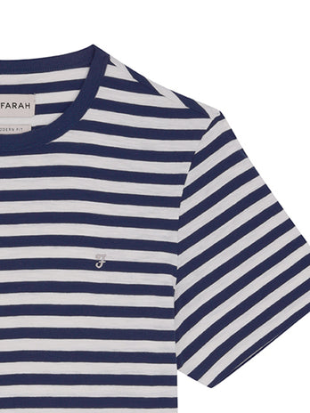 farah t-shirts stripes