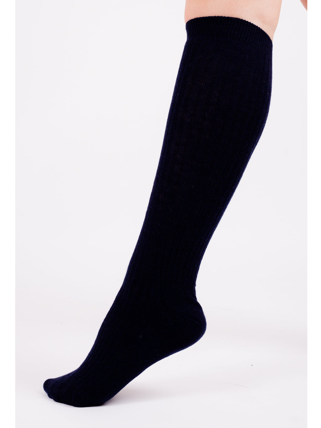 f2e5b786ef3 Navy Knee School Socks Navy Knee School Socks