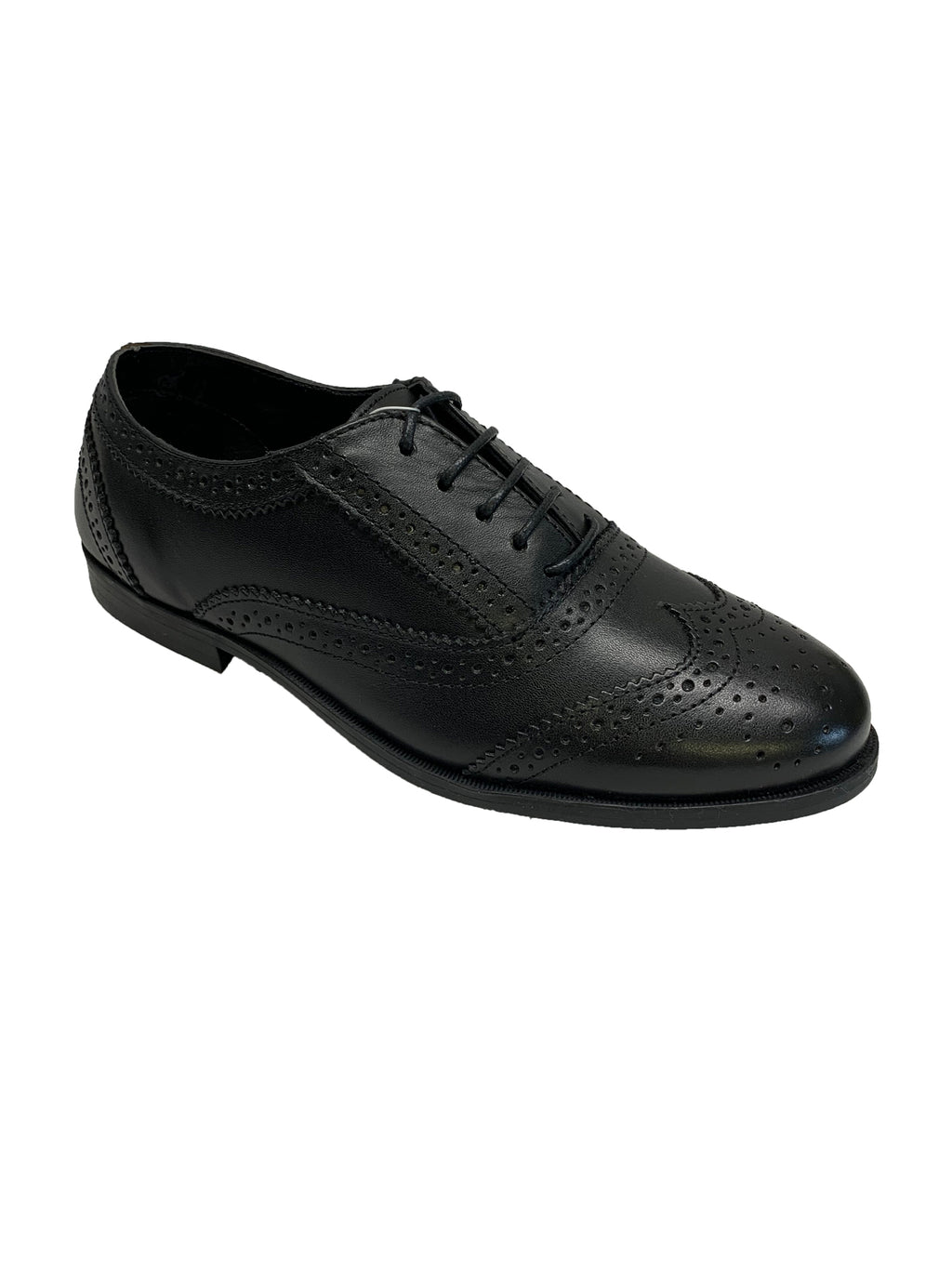 girls brogue shoe
