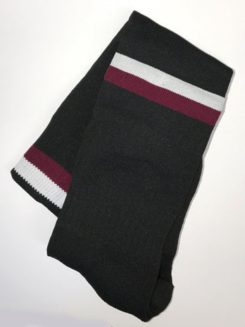 Strangford College Girls P.E. Sock