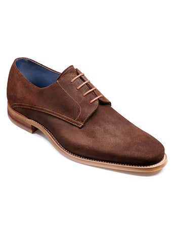 Max - Brown Suede