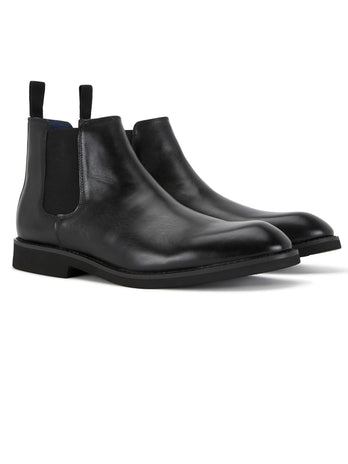 mens black chelsea boot