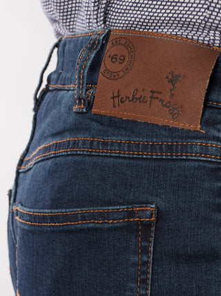 mid blue denim jean from herbie frogg