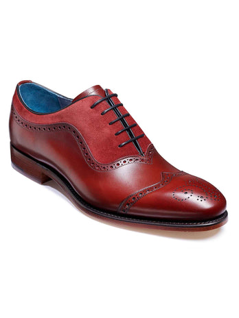 barker shoes nicholas cherry