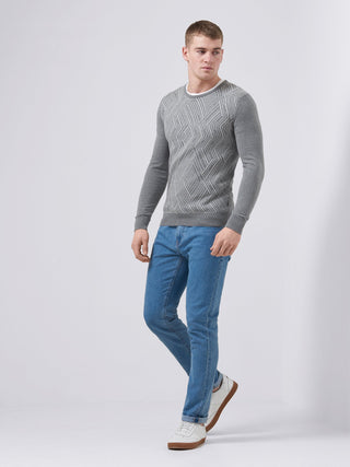 mens slim fit sweater