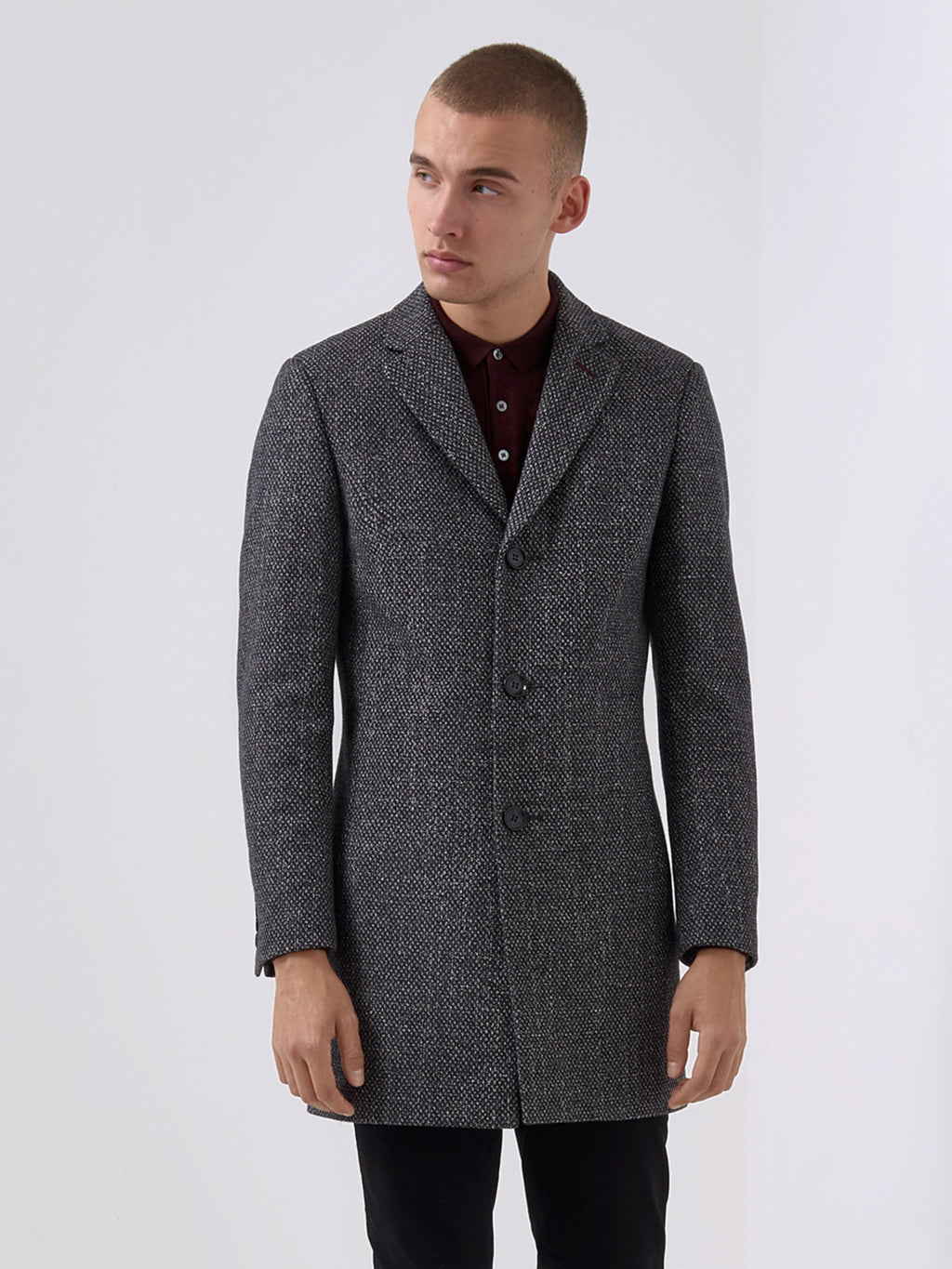 Remus Uomo mens winter coat