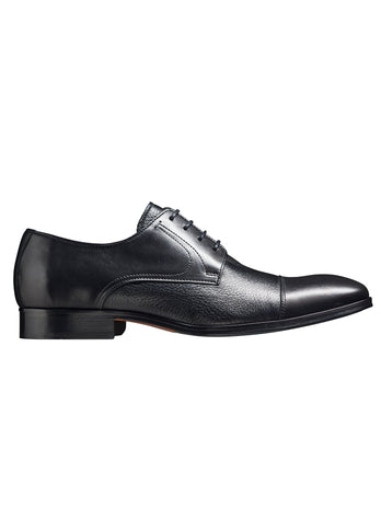barker southwold black shoes