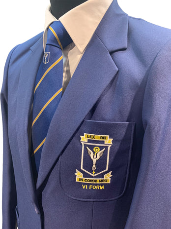st columbanus blazer 6th form